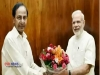 Telangana CM KCR met PM Modi today more than an hour over...