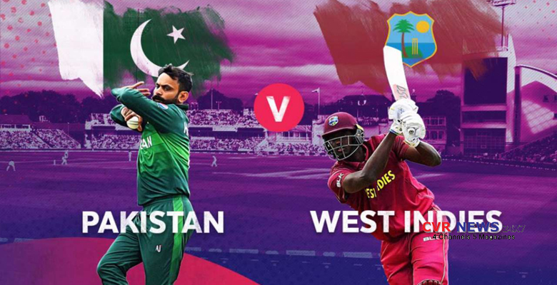 west indies x pakistan