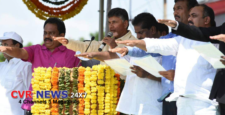 chandrababu at navanirmana deeksha