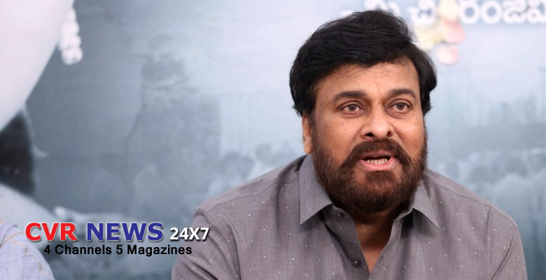 chiranjeevi opened his dream project