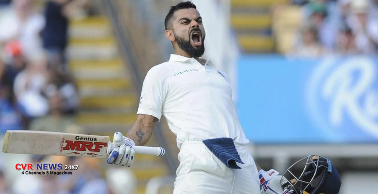 kohli test rank