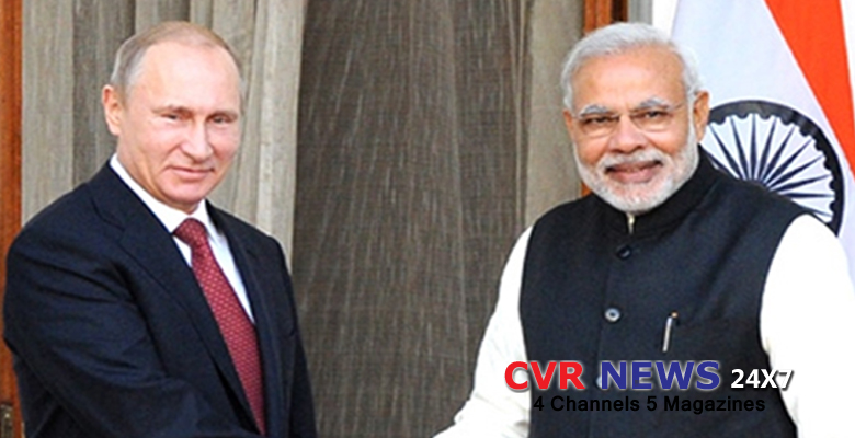 modi meeting with russia