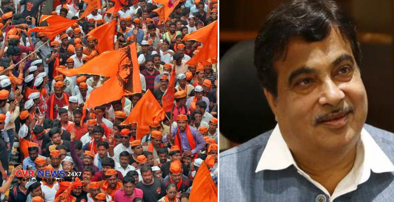 nitin gadkari comments on marathi reservations