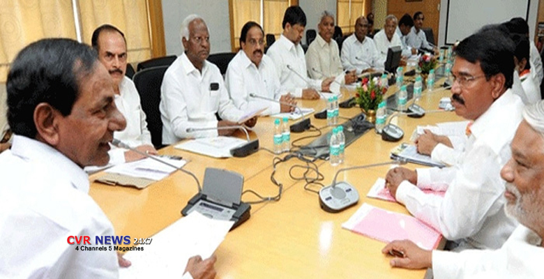 telangana cabinet meeting