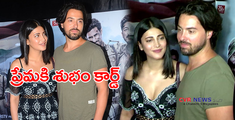 shruti hassan break up